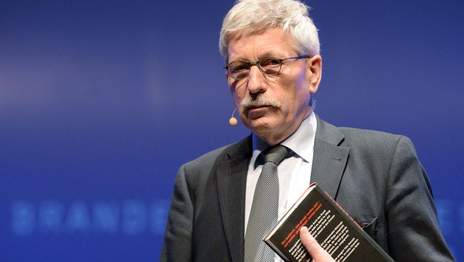 """Thilo Sarrazin: Kritiker von """"Gleichheitswahn"""" und """"Tugendterror"""""""