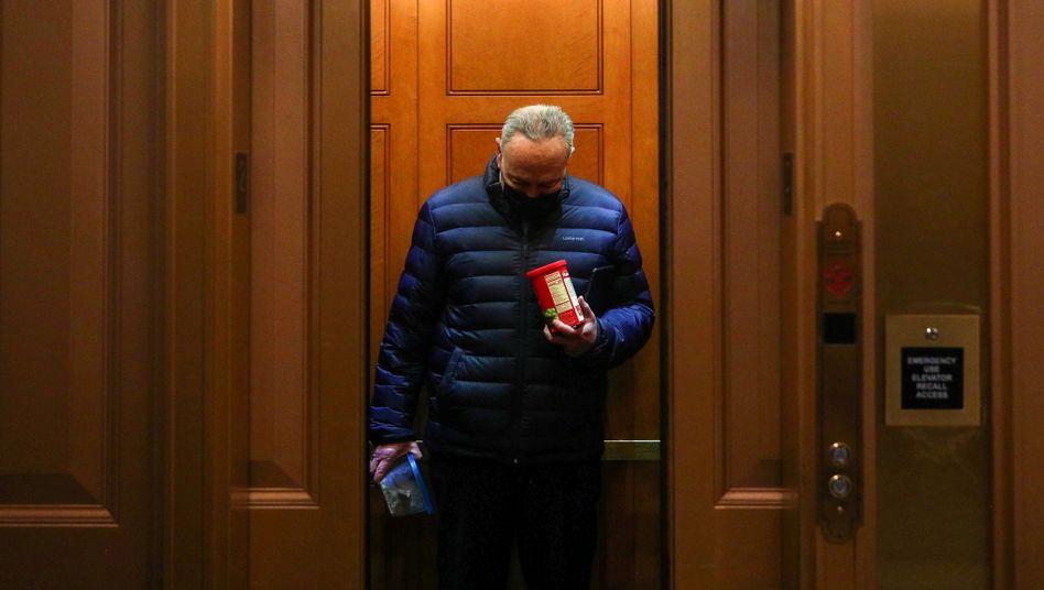 Demokrat Schumer über den Freispruch Donald Trumps: »Ein Tag der Schande in der Geschichte der Vereinigten Staaten von Amerika«
