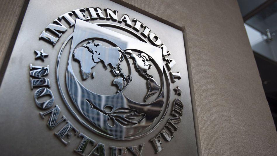 """Internationaler Währungsfonds in Washington: """"Voll funktionsfähig"""""""