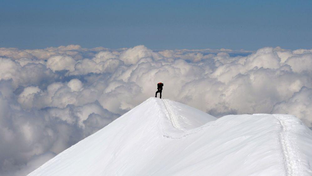 Bergsteigen: Immer Ärger am Mont Blanc