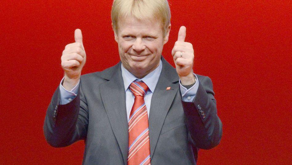 Neuer Gewerkschaftschef Hoffmann: Ein Hauch Europa für den DGB