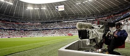 Kameramann in der Allianz-Arena (Archiv): Neuer Wirbel in der Liga