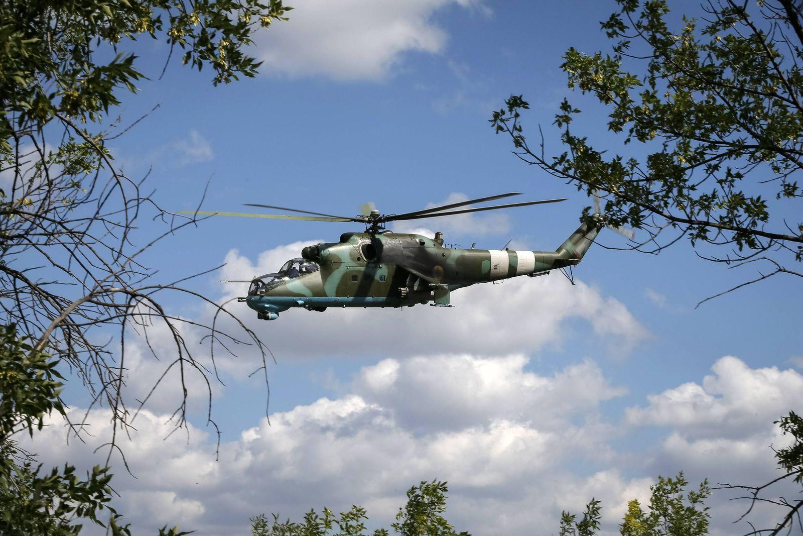 Mi-24 / Ukraine