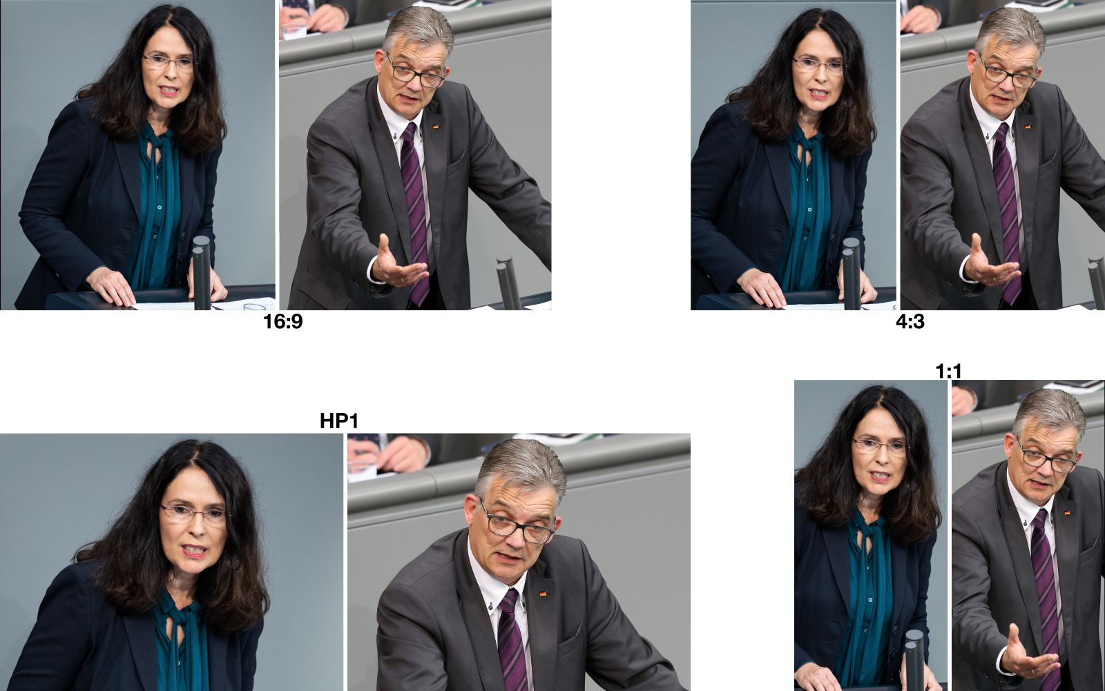 EINMALIGE VERWENDUNG KOMBO Elisabeth Winkelmeier-Becker/ Uwe Feiler/ CDU