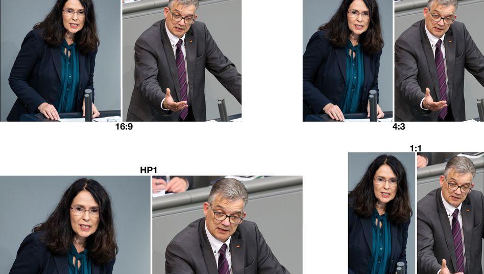 CDU-Politiker Winkelmeier-Becker, Feiler: Zu Parlamentarischen Staatssekretären befördert