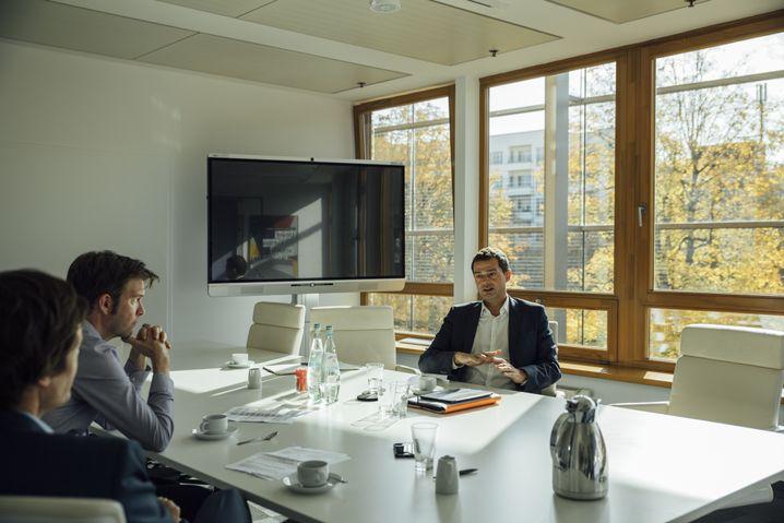 """Mike Mohring im Gespräch: """"Es fehlt Rückenwind aus Berlin"""""""