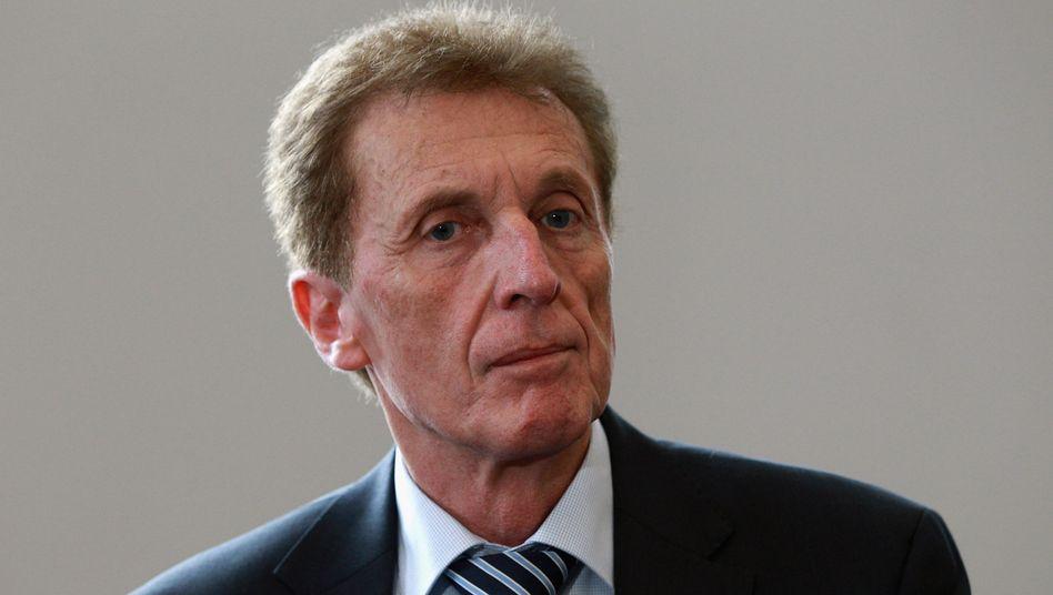 Ex-Funktionär Amerell: Vor dem Oberlandesgericht gescheitert