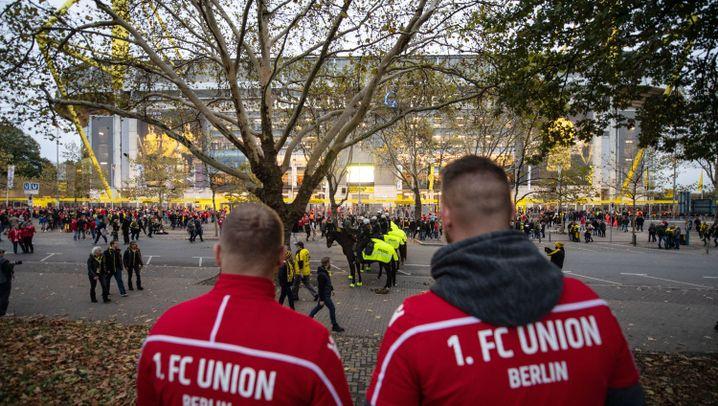 DFB-Pokal: Dortmund, wie es zittert und dann jubelt