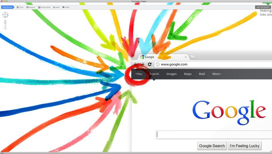 Google Plus: Das soziale Netzwerk