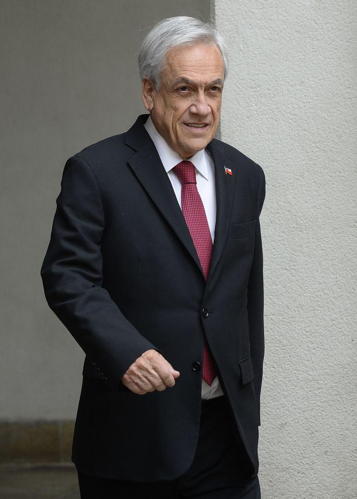 """Sebastián Piñera will """"Normalisierung"""" vorantreiben"""