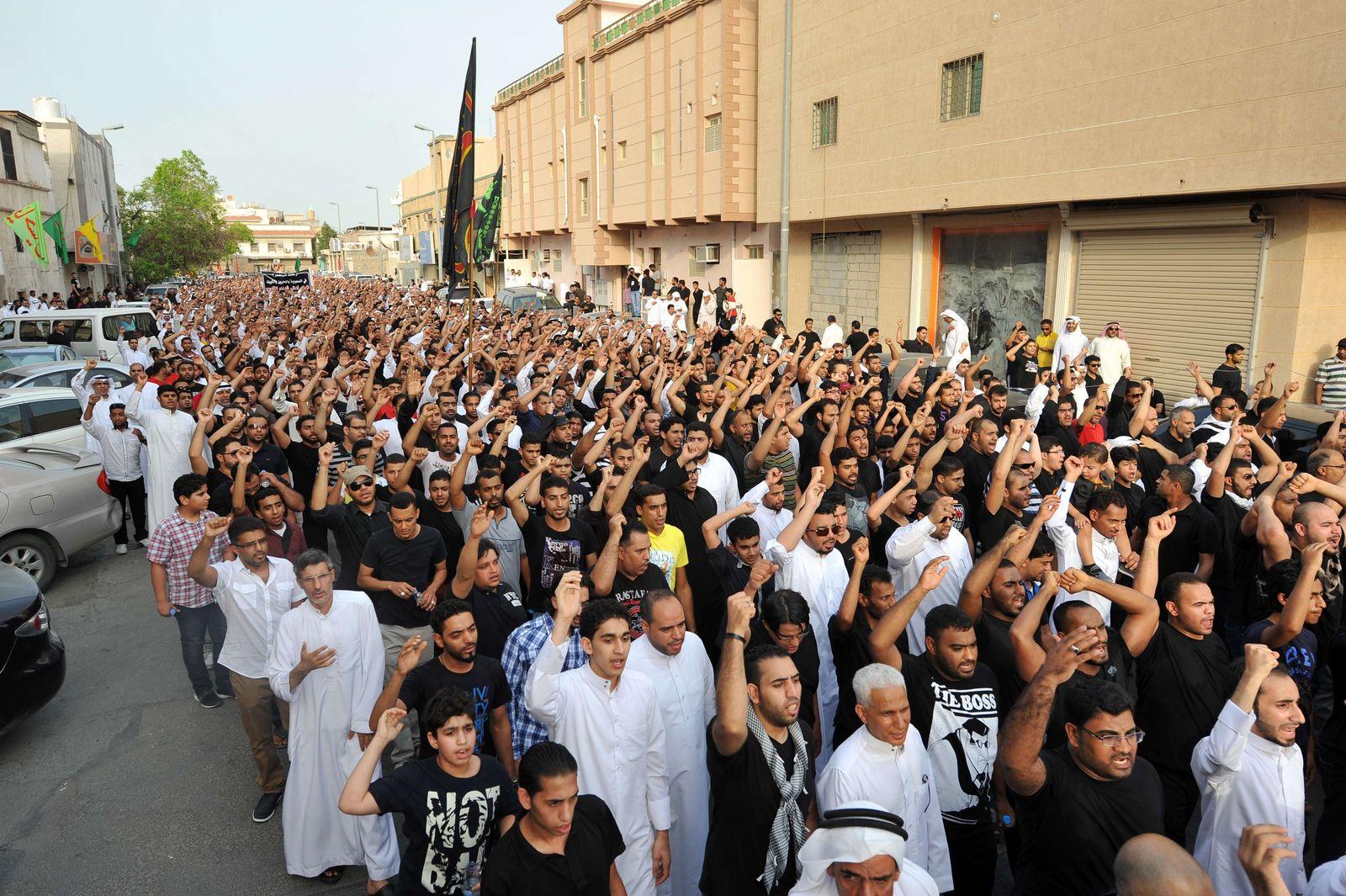 Saudi-Arabien/Protest
