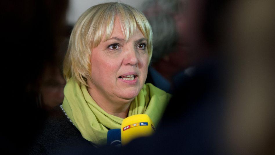 """Grüne Roth: """"Gefahr, dass Parlamentsrechte an die Exekutive verlagert werden"""""""