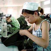 Näherinnen in China: Produktionsorte nicht bekannt