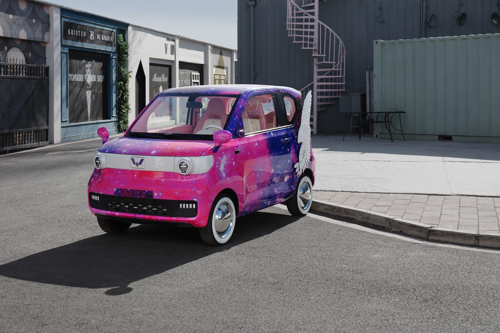 SAIC GM Wuling Mini EV