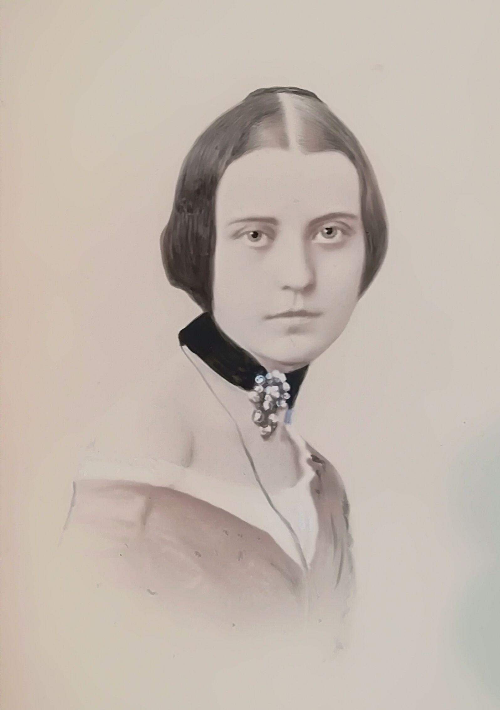 Wilhelmine von Schack,