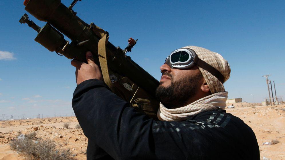 Libyen: Gefahr durch mobile Flugabwehrraketen