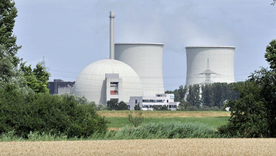 """Atomkraftwerk Biblis: """"Entscheidung gegen Wettbewerb"""""""
