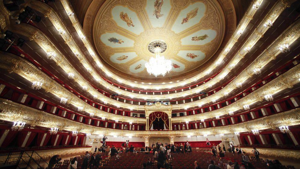 "Bolschoi-Theater: ""Experimentelle Regisseure sind Lumpen"""