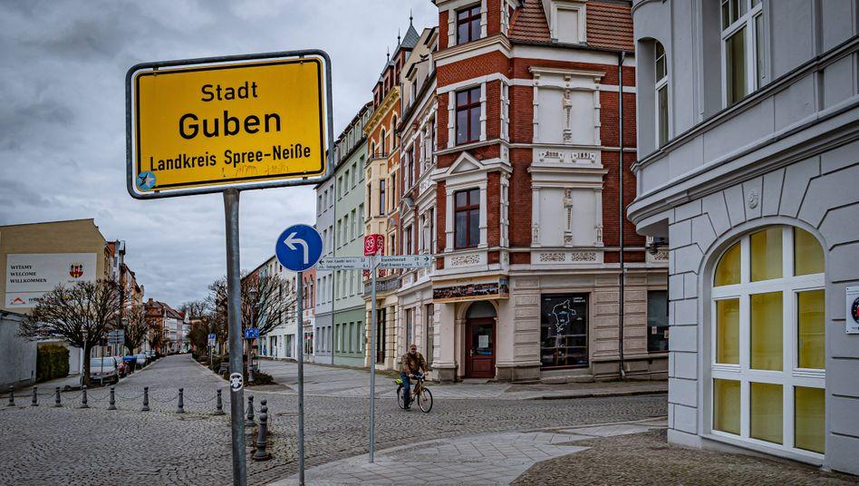 Guben an der deutsch-polnischen Grenze: Staatsschutz ermittelt