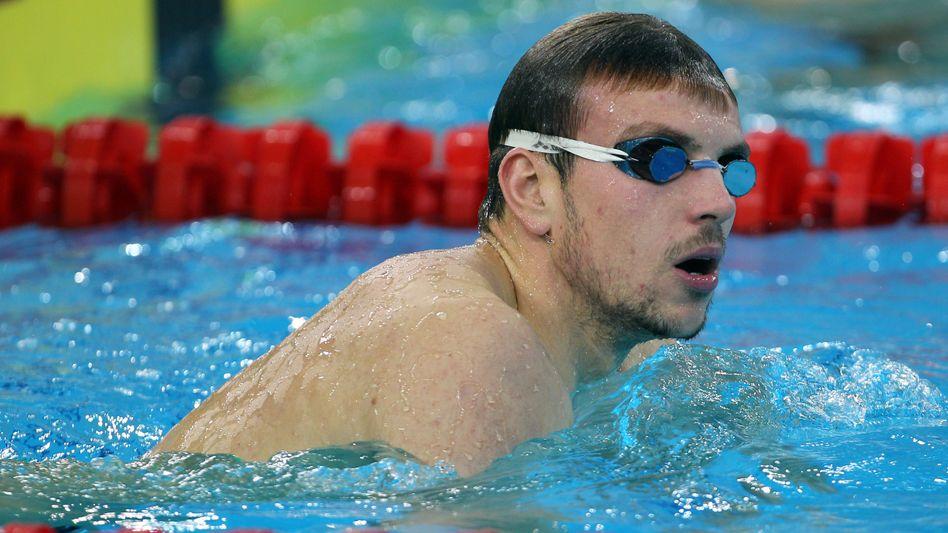 """DSV-Schwimmer Biedermann: """"Das ist voll daneben"""""""