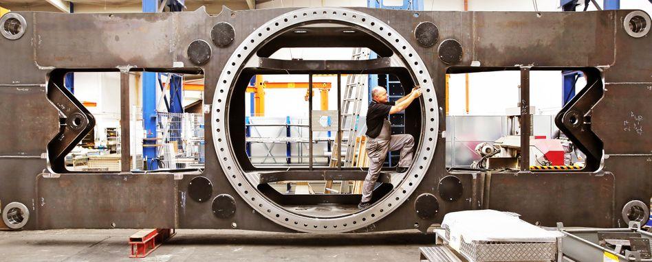 Wachsender Export: Der Ausblick auf die deutsche Konjunktur ist positiv