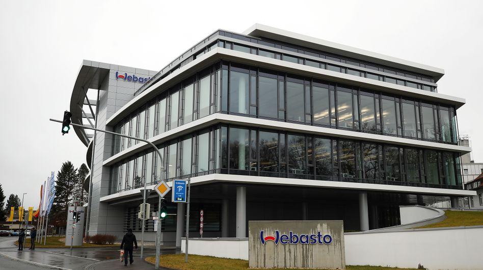 Webasto-Zentrale im Gautinger Ortsteil Stockdorf