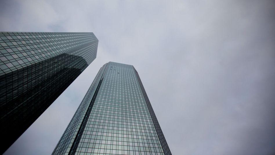 Zentrale der Deutschen Bank, Frankfurt: Verdacht auf Betrugsversuch im Kirch-Prozess