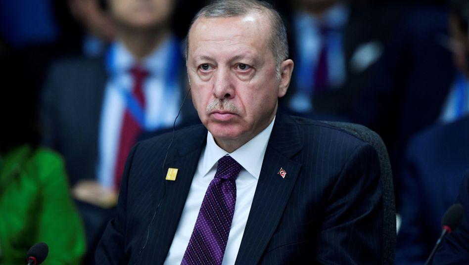Türkischer Präsident Erdogan: Kritik an Handke