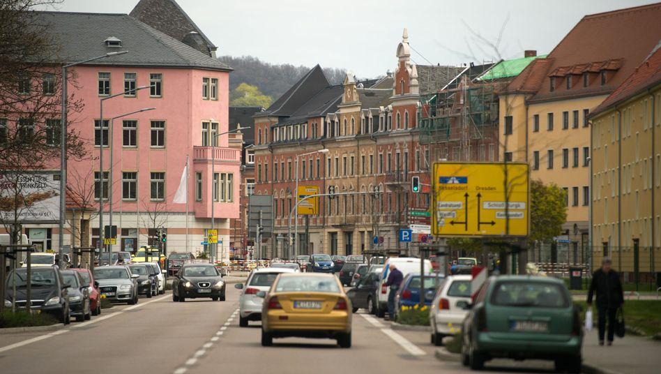 Freital in Sachsen