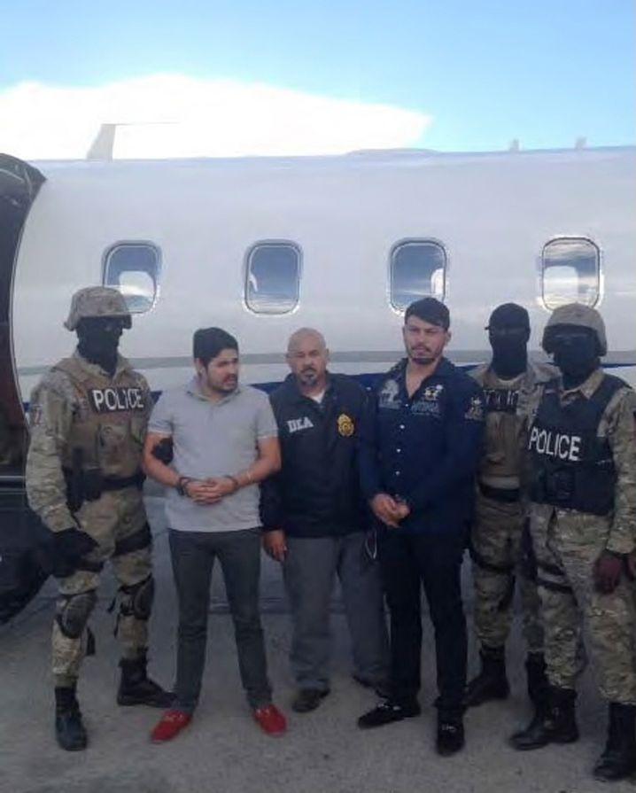 Verhaftete Maduro-Neffen 2015: Ein 20-Millionen-Dollar-Geschäft