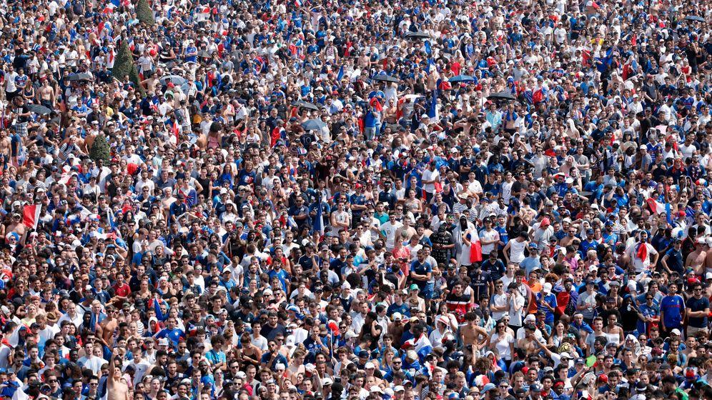 WM-Finale 2018: Fantastique, la France!