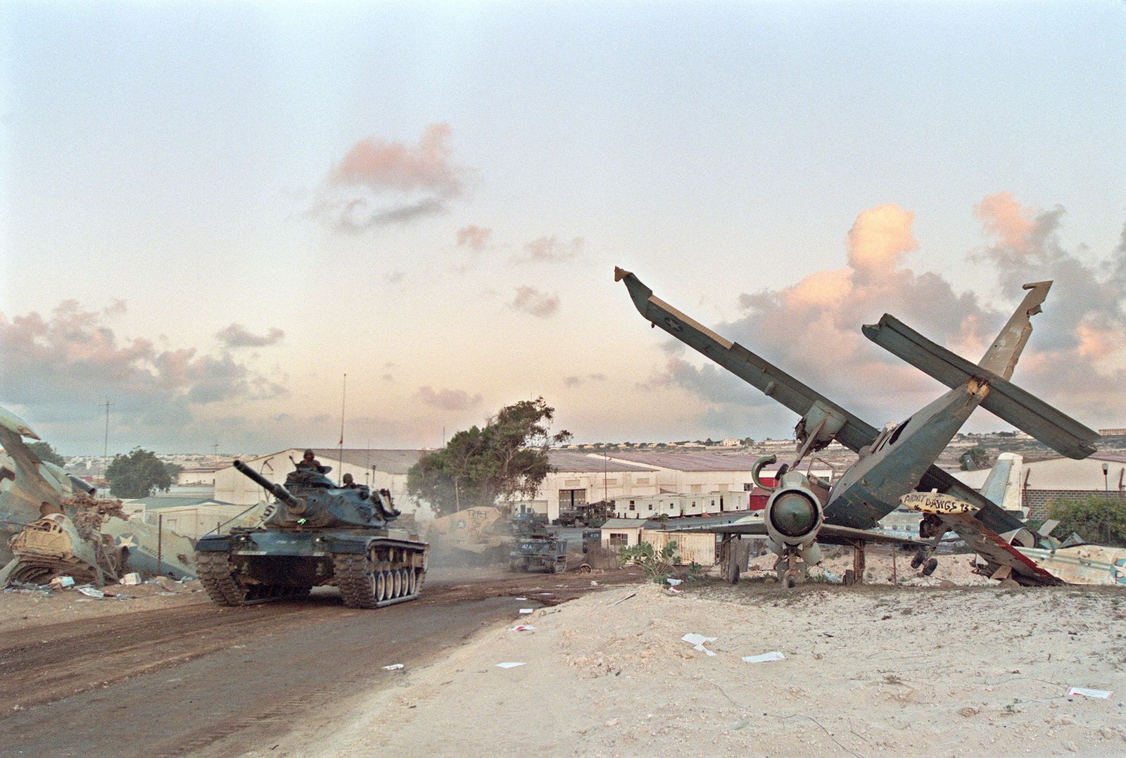 Krieg / Somalia