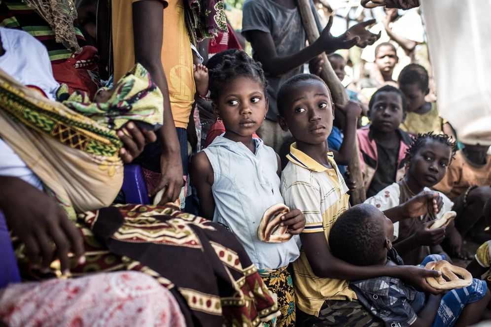 Displaced people in Cabo Delgado: Natural gas, gemstones and drugs