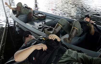 Erschöpfte Helfer in New Orleans: Rettungsdienste durften anfangs niemanden schicken