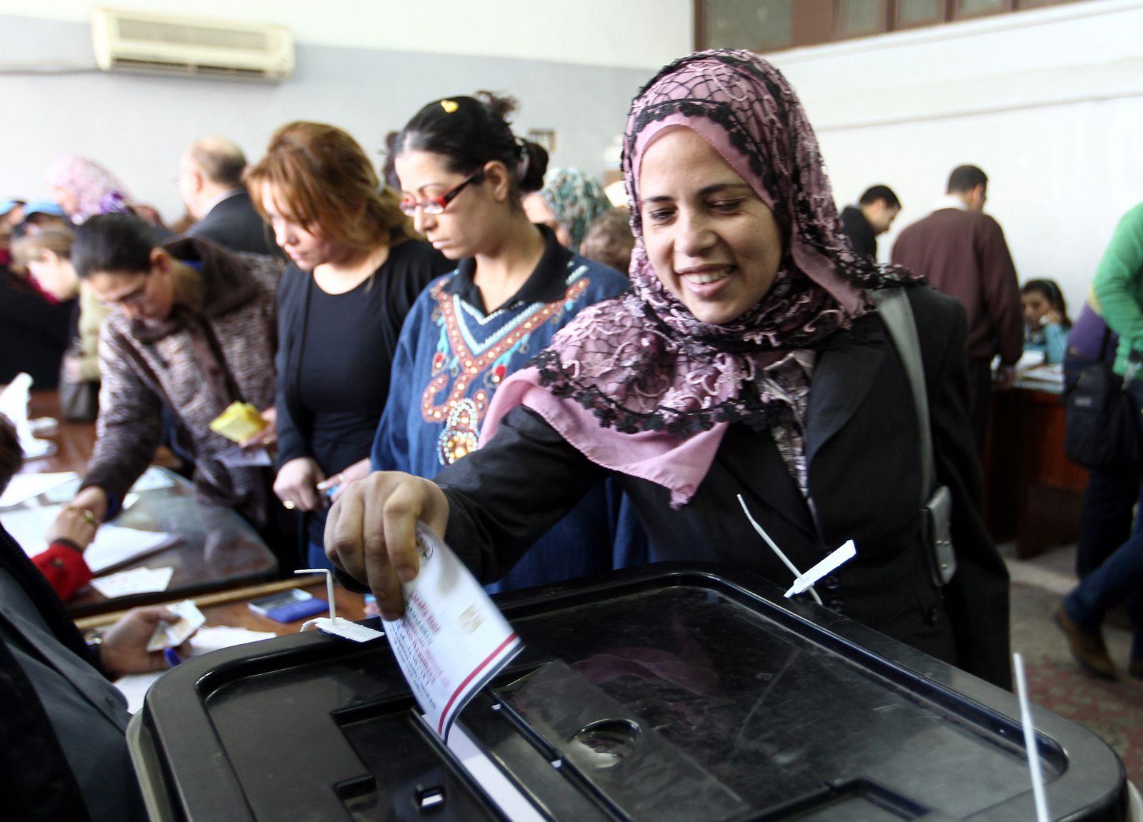 Ägypten / Referendum