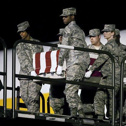 Getöteter US-Soldat: Nun entscheiden die Angehörigen, ob es Berichterstattung geben darf