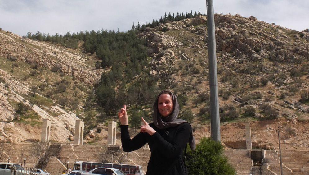 """Iran-Reisebuch """"They would rock"""": Ankunft mit Überraschungen"""