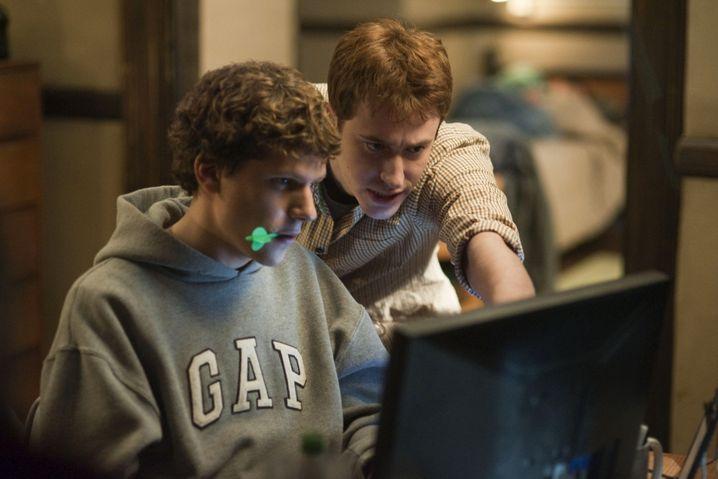 Rudin-Produktion »The Social Network« (2010): Erfolg als Schutz