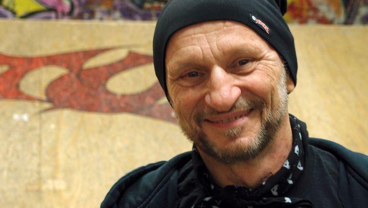 Berufsjugendlicher mit Rollbrett: Titus Dittmann, der Skaterpapst