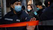 USA verhängen Sanktionen gegen Vertreter der chinesischen Führung