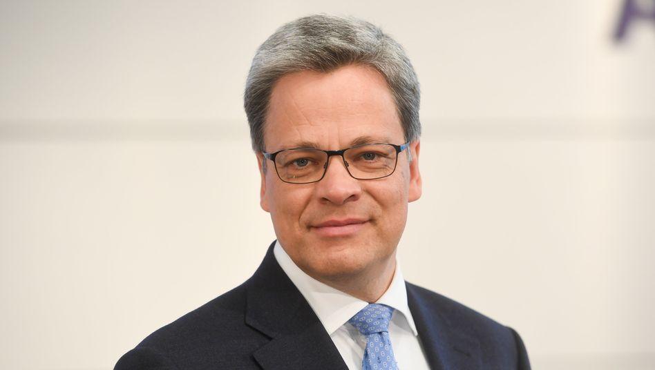 Manfred Knof wechselt zur Commerzbank (Archivbild)
