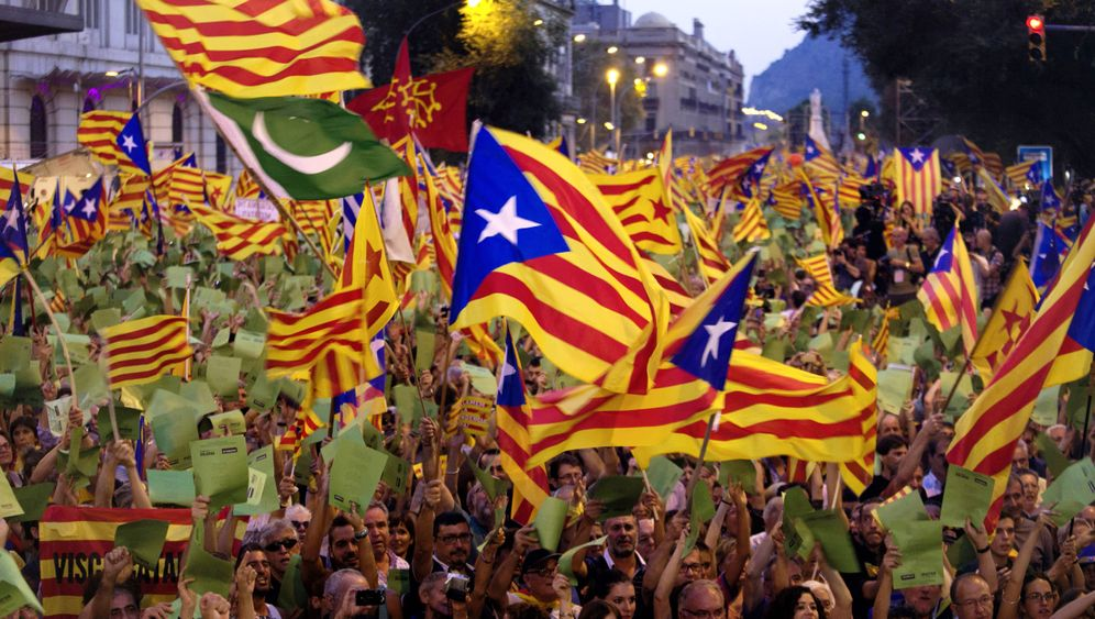 Photo Gallery: Separatist Movements in Europe