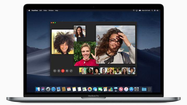 Apples Mac-Betriebssystem: Das ist neu in macOS Mojave