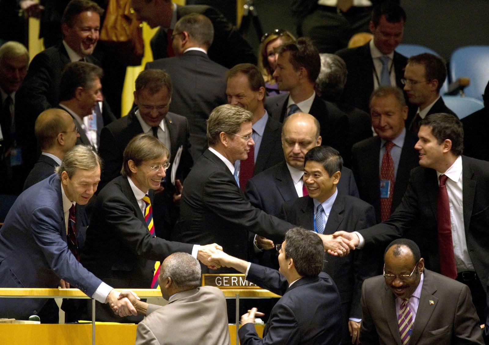 UN/ Deutschland/ Sicherheitsrat