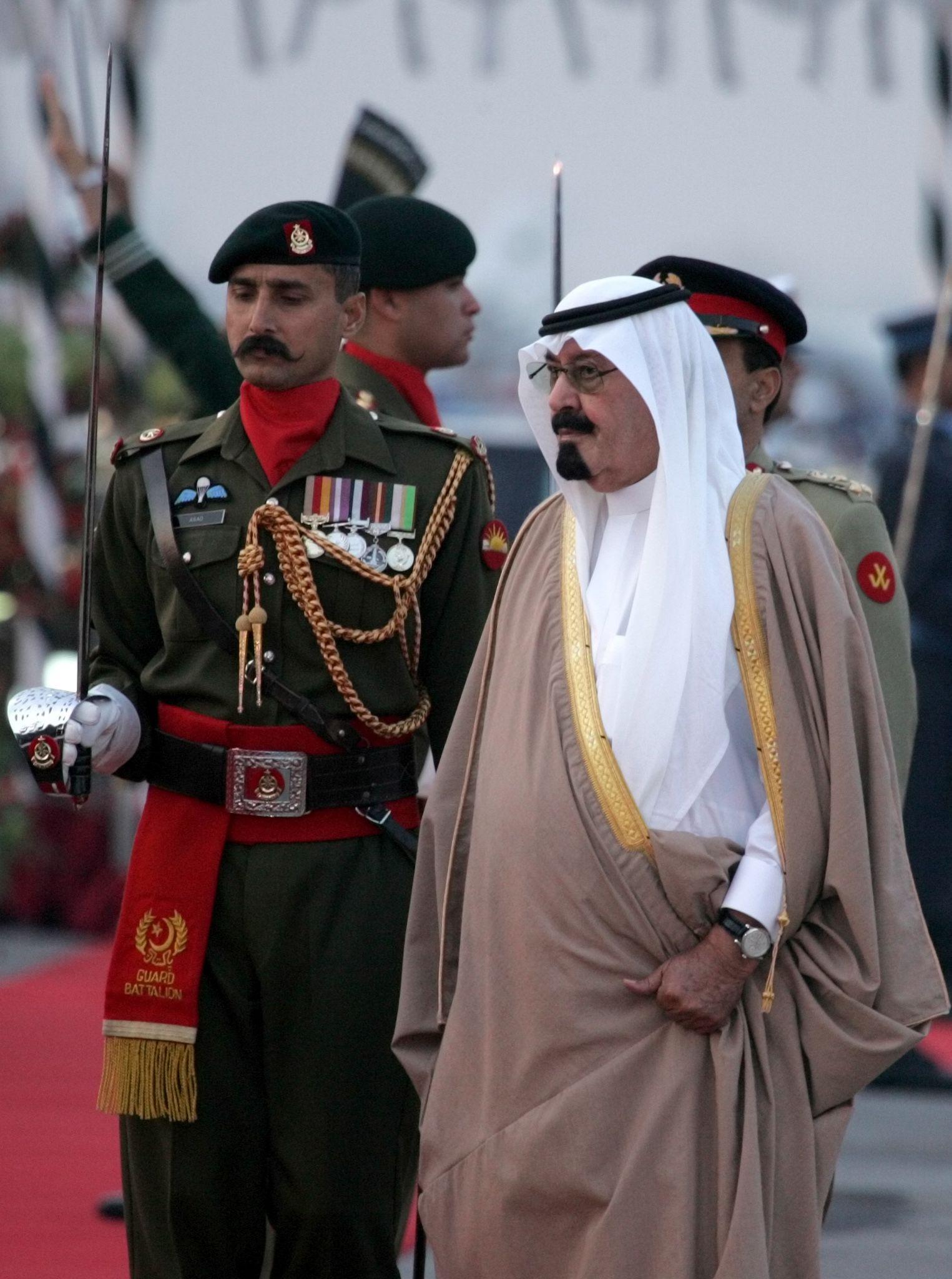 Saudi-Arabien / Abdullah