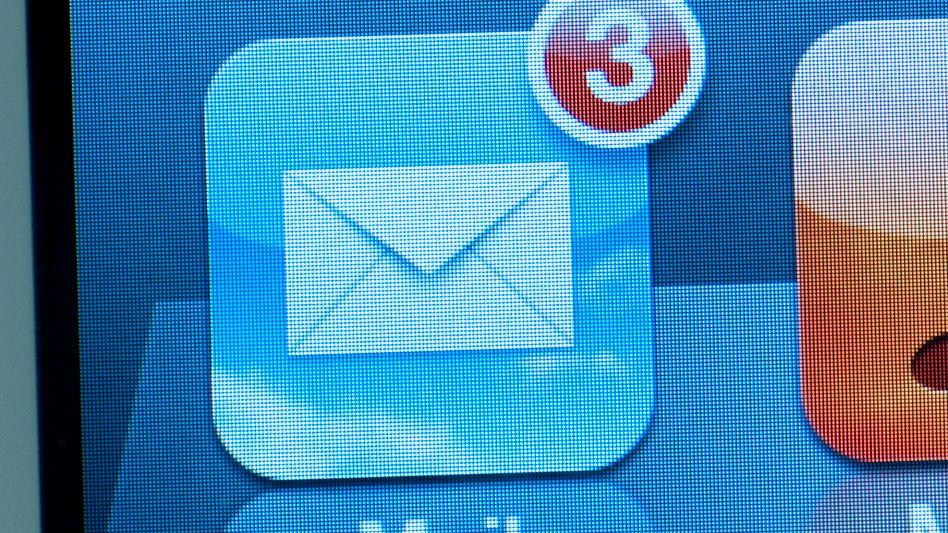 Das muss man erst mal schaffen: Nach dem Urlaub ist oft stundenlanges Mail-Löschen angesagt