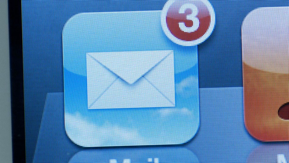 You've got mail: Weltweit kursierten 2014 pro Tag 108 Milliarden Business-E-Mails