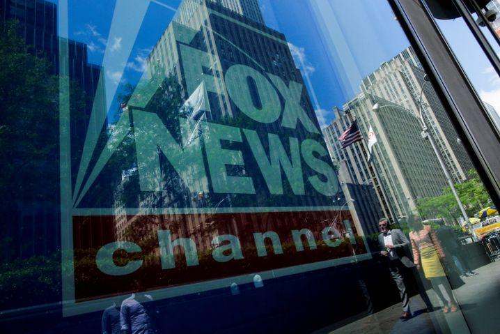Unter Druck: Kabelsender Fox News