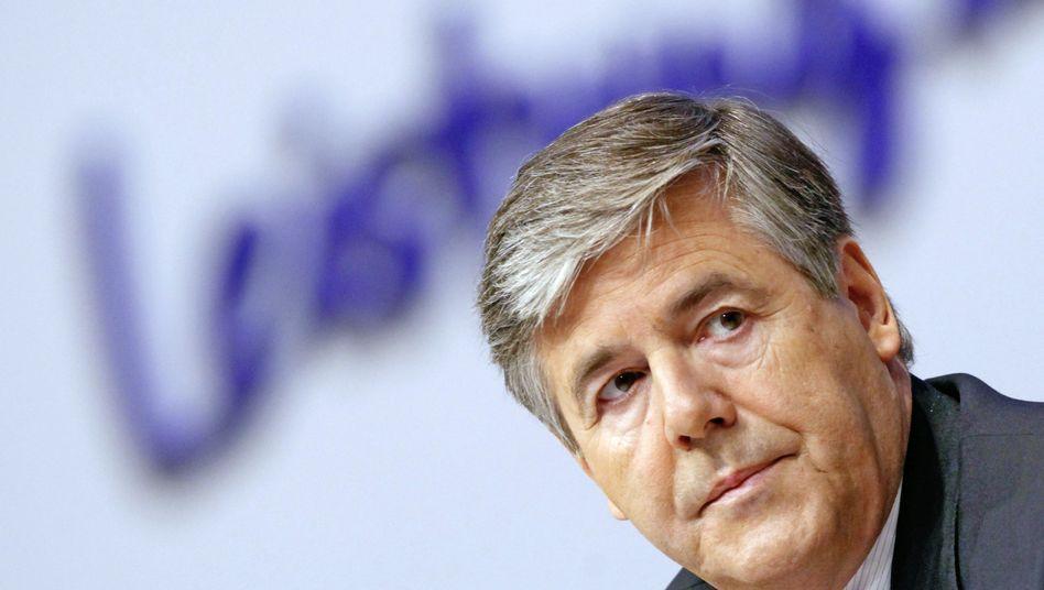 """Deutsche-Bank-Chef Ackermann: """"Große Anleger brauchen keine Talkshow"""""""