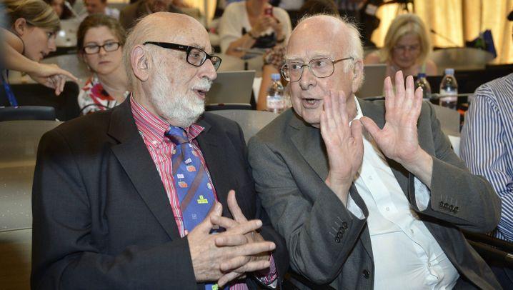 Physik-Nobelpreis 2013: Ehrung für Higgs und Englert